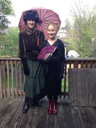 Edwardian costuming