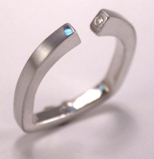 jewelry - diamond wedding band
