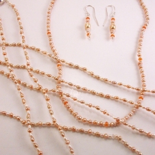 pearl bridesmaid's gifts