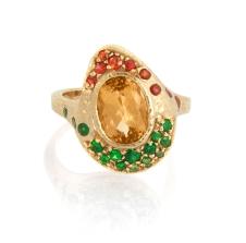 Gaudi Ring 1